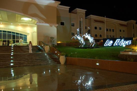 Premier Le Reve Hotel & Spa (Adults Only): hotel entrance