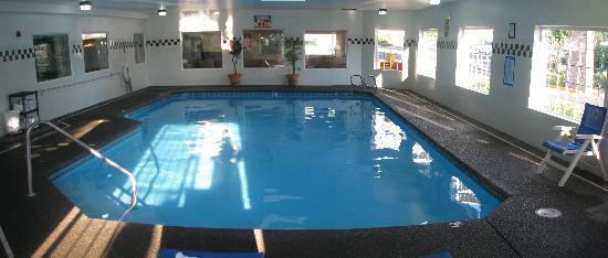 Best Western Sandy Inn : Indoor Pool