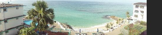 Rostrevor Hotel: Room's ocean view