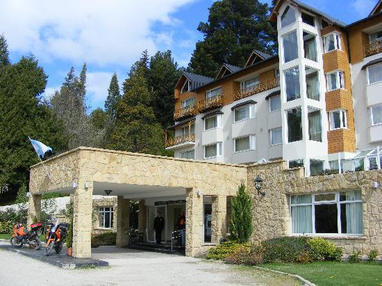 Villa Huinid Resort & Spa: fachada