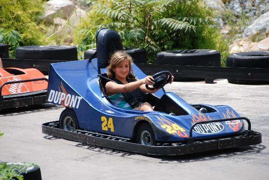 Massanutten Resort: Go Karting