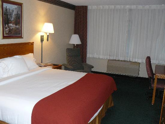 Country Inn & Suites by Radisson, Mishawaka, IN: Room view 1