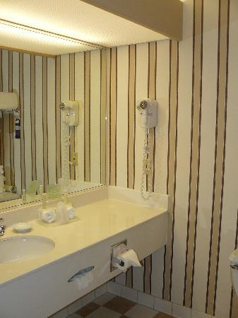 Country Inn & Suites by Radisson, Mishawaka, IN: Bathroom