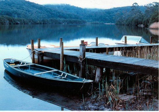 Gipsy Point, Australia: Our Jetties on the Genoa River