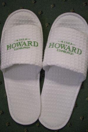 The Howard: Slippers!