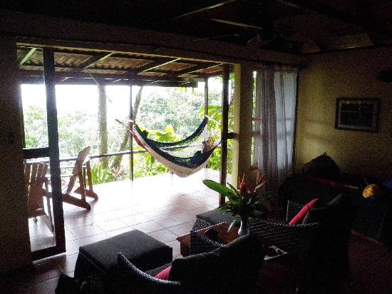 La Paloma Lodge: Life is good, especially in Southern Costa Rica in August