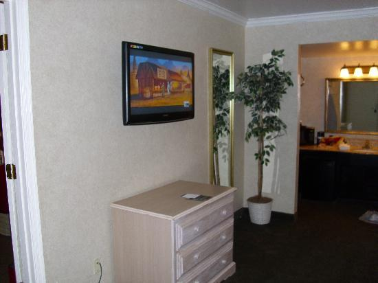 هوتل تمب/فينكس إربورت إن سويتس آت ذا مول: The Livingroom