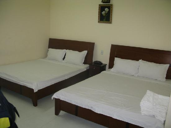 Nhat Thao Guesthouse: Basic, clean room