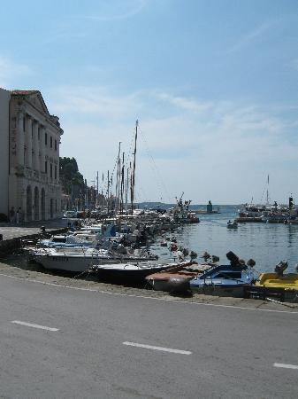 Piran in Aug 2010