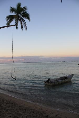 Sunrise at the beachouse