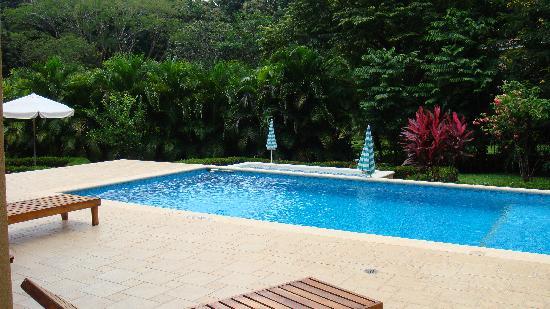 Hotel Leyenda : piscina casa VIP