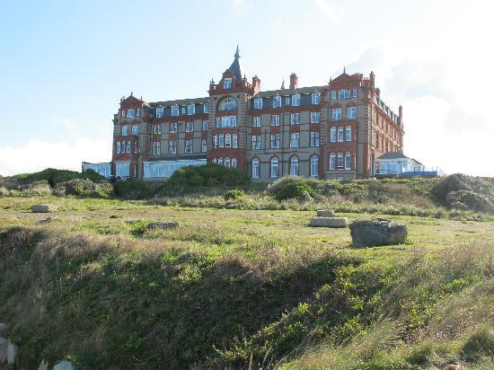 4 Picture Of The Headland Hotel Amp Spa Newquay Newquay
