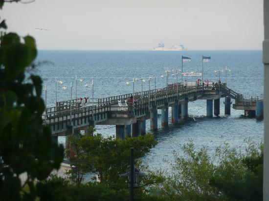 Seebad Bansin, Germany: Die Seebrücke