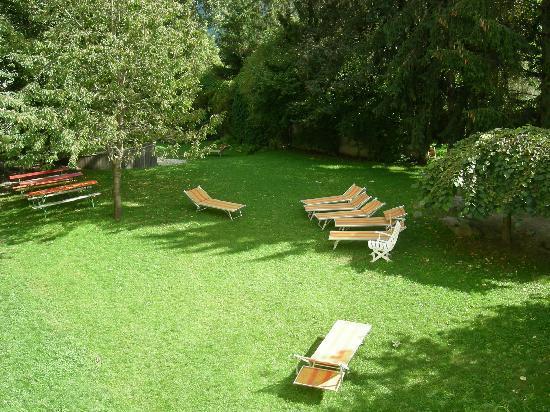 Chienes, Itália: Giardino