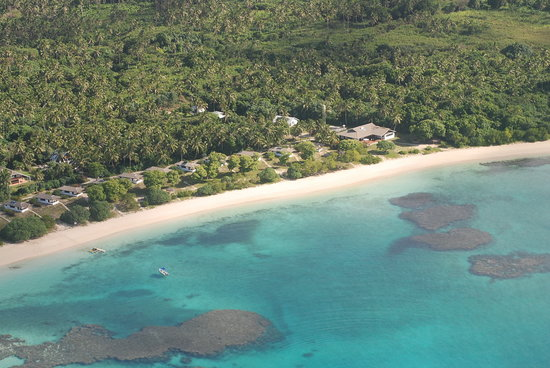 Air picture of Sandy Beach Resort