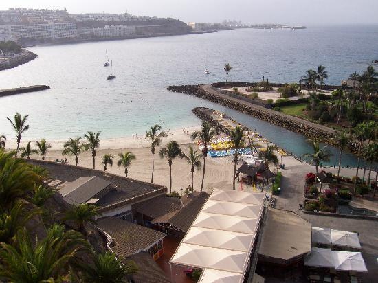 Club Monte Anfi: View of beach