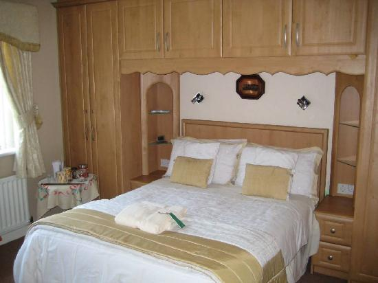 Cullentra House: Bedroom
