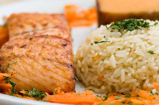 Restaurant Le Milsa : Salmon