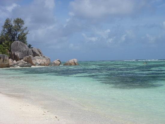 Coco de Mer - Black Parrot Suites: Anse Source d'Argent on La Digue