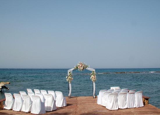 Alexandra Beach Hotel Tsilivi Weddings