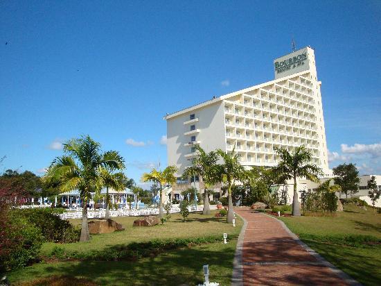 Bourbon Atibaia Convention & Spa Resort : Nice gardens