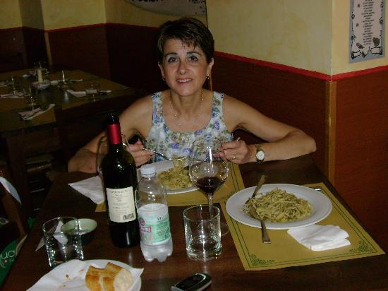 Enoteca San Pietro: L'appetito vien mangiando