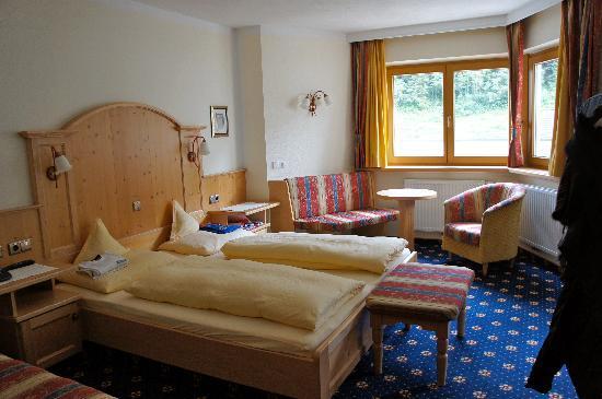 Hotel Tirolerhof: Das Vogelnesterl