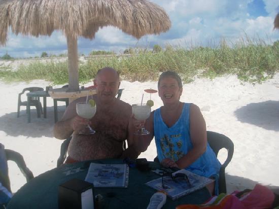 Playa Bonita: Salud