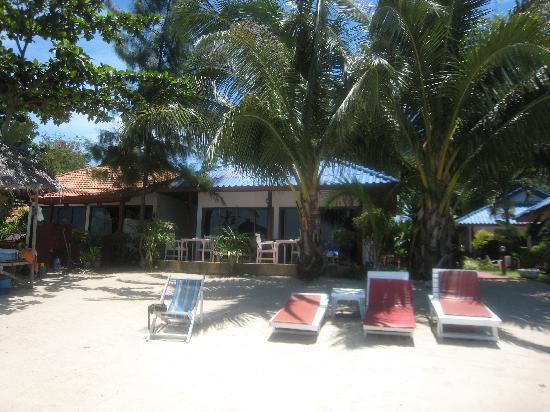 Aree Beach Resort : Bungalow