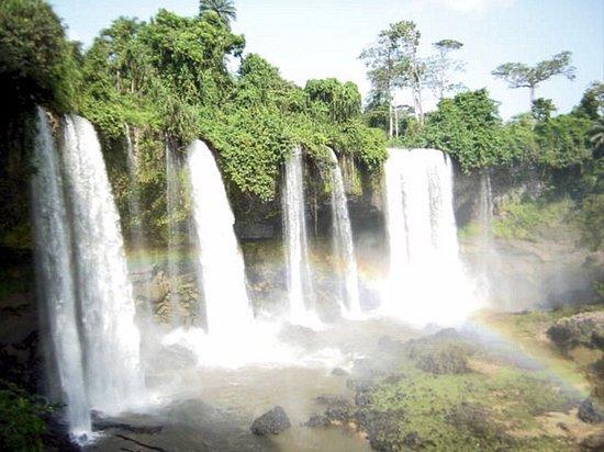 Calabar, Nigéria: Agbokim Water fall