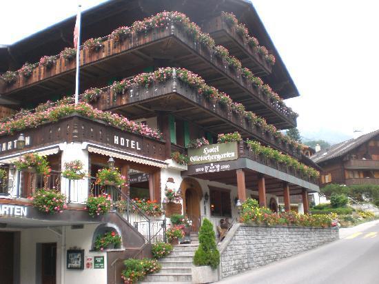 The Hotel Gletschergarten