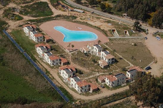 Lotzorai, Italien: Vista aerea