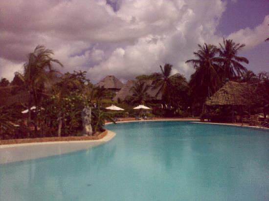 Hotel Dongwe: La bellissima piscina