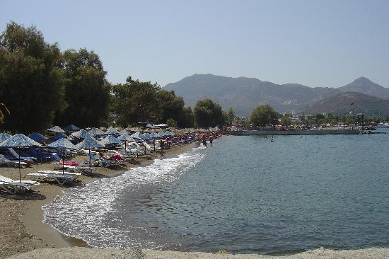 Yalikavak beach by Mercan Beach bar