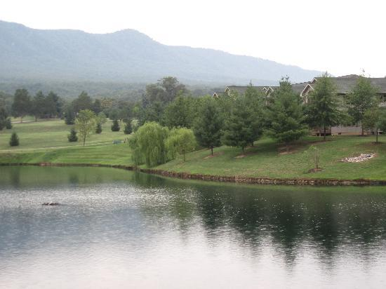 Massanutten Resort: One of the lakes