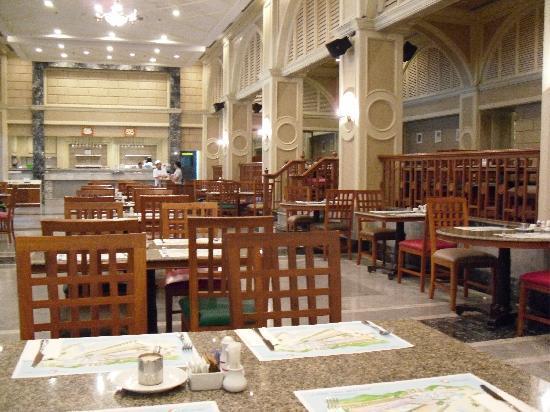 Patong Resort: Breakfast Area