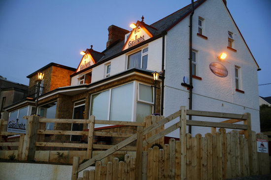 Rossnowlagh, Ierland: The gaslight for good food & B&B