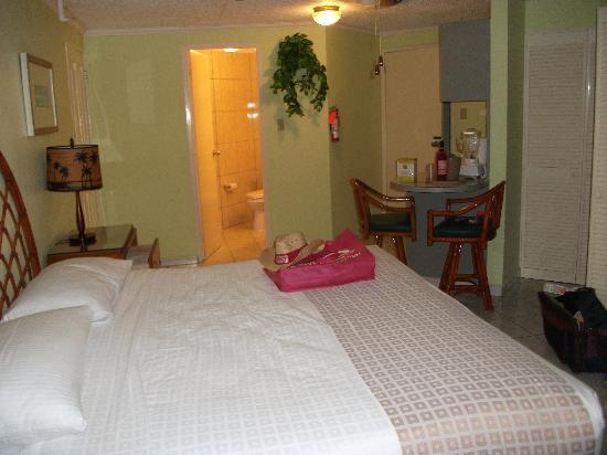 La Quinta Beach Resort: Suite located in Phase II