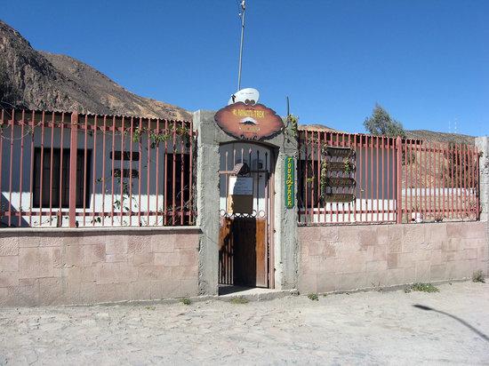 Parinacota Trek