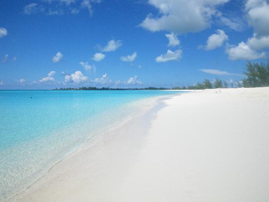 Club Med Columbus Isle: la plage
