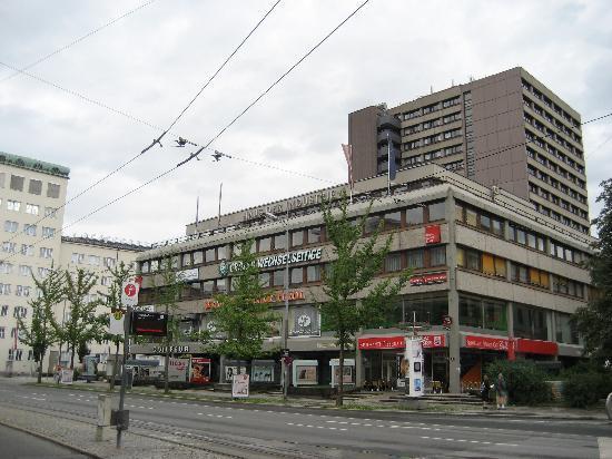 Hilton Innsbruck Bild Von Tc Hotel Innsbruck Tripadvisor