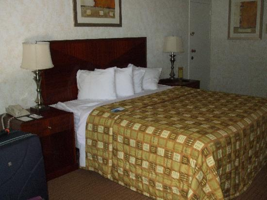 Green Tree Inn & Extended Stay Suites: Our room