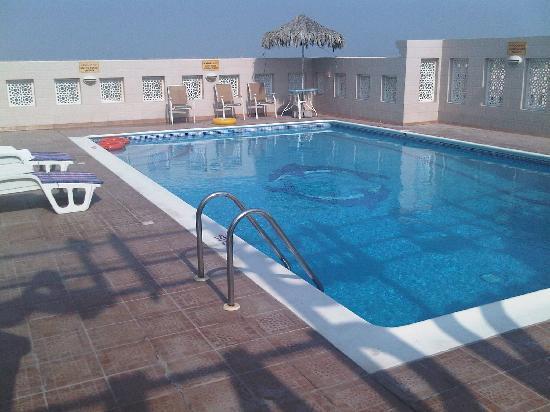 Landmark Suites Bahrain : Swimming Pool
