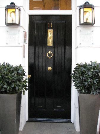 Sydney House: Entrance door