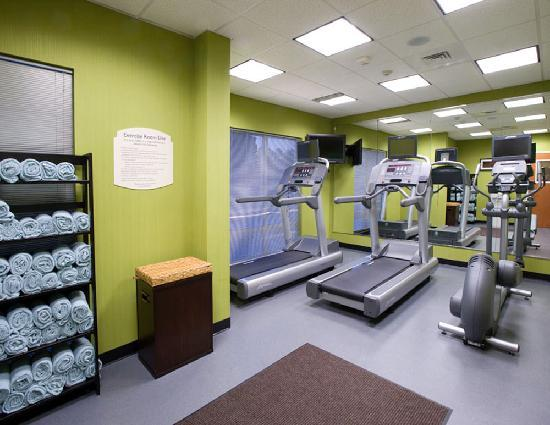 Fairfield Inn & Suites Albany: Fitness Center