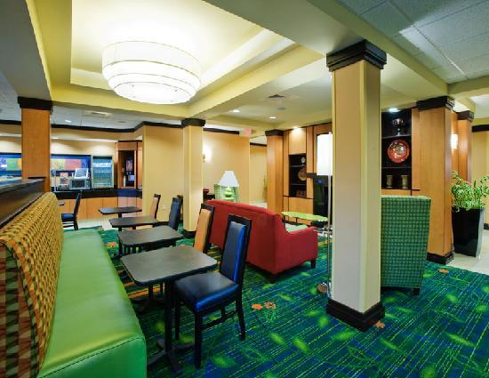 Fairfield Inn & Suites Albany: Dining Area