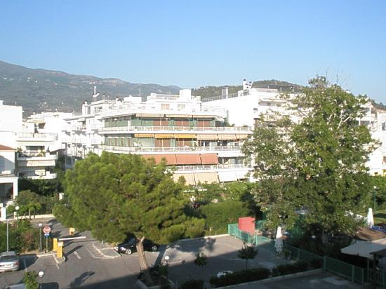 Domotel Xenia Volos: view from room