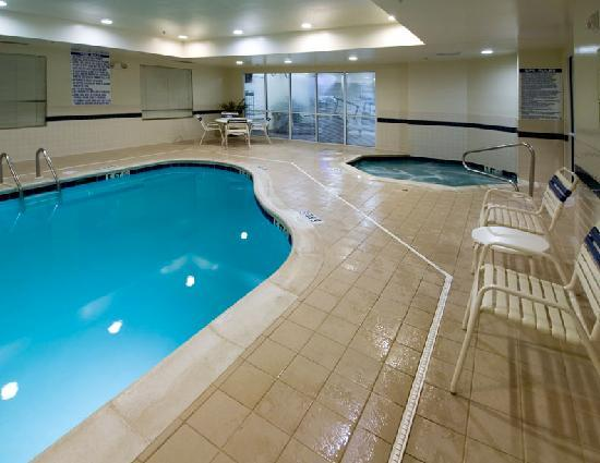 Fairfield Inn Suites By Marriott Columbus Refresh And Relax In Our Hotels Indoor Pool