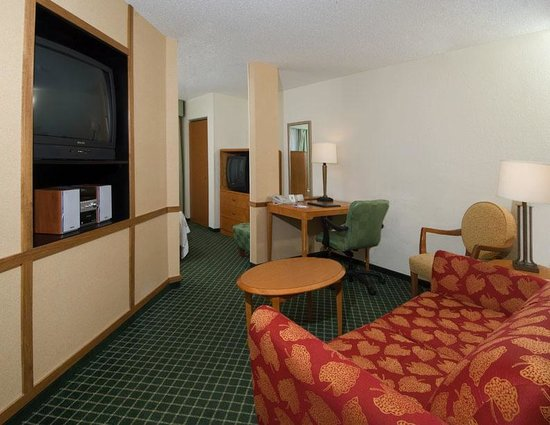 Fairfield Inn & Suites Columbus: King Studio Suite