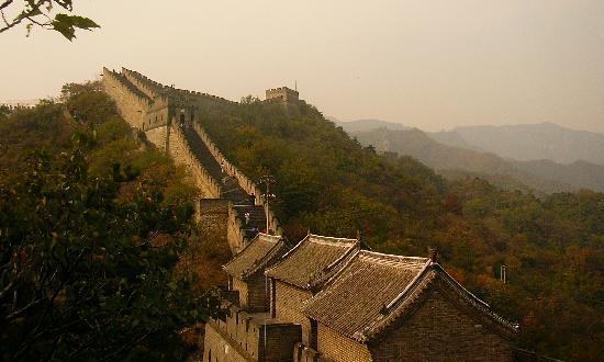 Beijing, Kina: grande muraglia